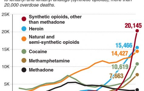Opioids Propel Crisis Across Nation