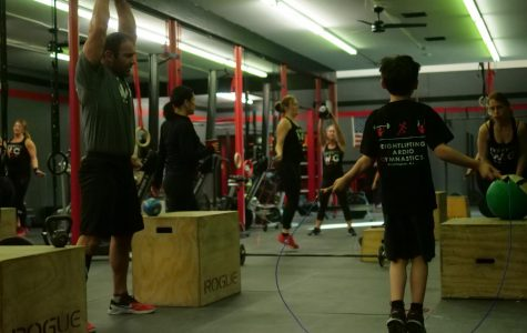 CrossFit Comes to Town