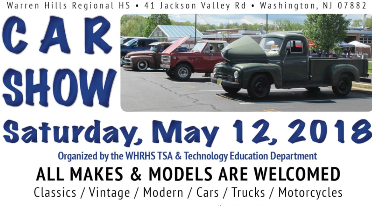 Warren Hills Car Show Just Around The Corner The Streak - Classic car show washington