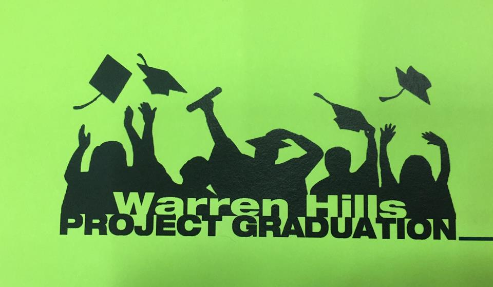 Registrations for the event will continue  up until June 10th For further information about fundraising and or to register parents and students visit www.whprojectgraduation.com. (Photo by Project Graduation Facebook)