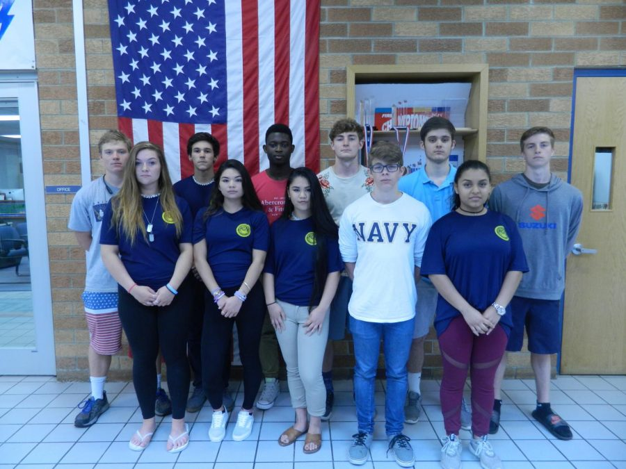 Ten Hills Grads to Serve Our Country