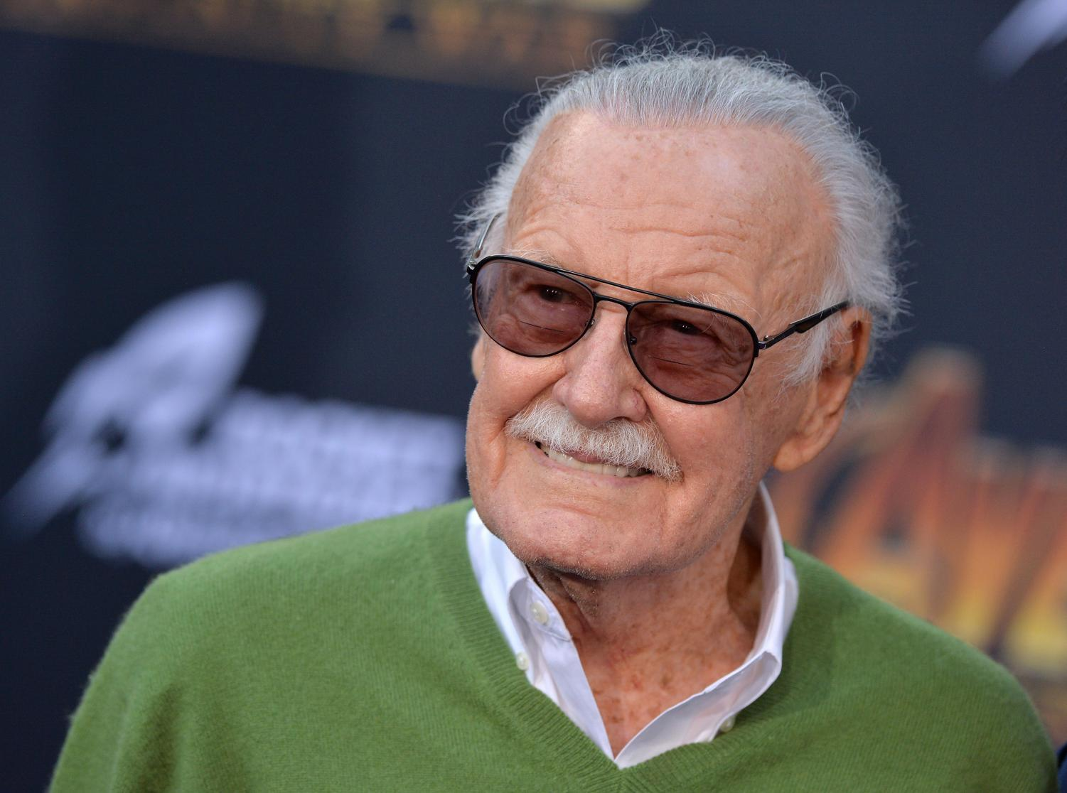 According to Insider, Stan Lee has made over 50 film and television show cameos in the Marvel universe. (MCT/Lionel Hahn/Abaca Press/TNS)