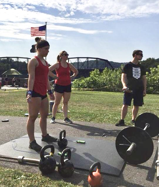 Student Competes for Gold in CrossFit Open