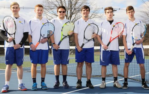 Boys Tennis Back on the Ball