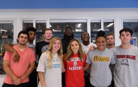 College Bound Athletes at Hills