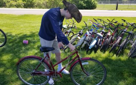 Annual Bike Drive A Success