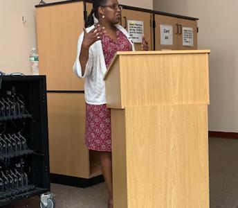 Rwandan Genocide Survivor Shares Her Story