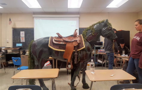 Horseplay during How-To Speeches