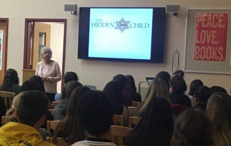 Holocaust Survivor Shares Her Story