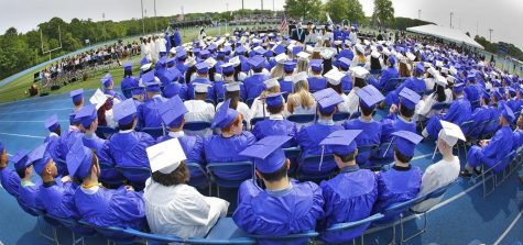 "According to a Washington Post article entitled ""The Case for Abolishing Class Rank,"" the National Association for College Admission Counseling (NACAC) found that ""nearly 40 percent of high schools had either stopped ranking their students or refused to share those numbers with colleges-- a shift that apparently has had no effect on students' prospects for admission."" (Greg Derr/The Patriot Ledger)"