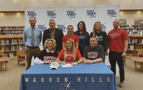 "Kate Fenner will be playing Division One Field Hockey at Fairfield University in 2020. Fenner said she is grateful to those who inspired her in her sport. ""I would say many people have inspired me,"" she said, ""but mostly my travel coaches because they all played at the next level and inspired me to also compete at a collegiate level."""