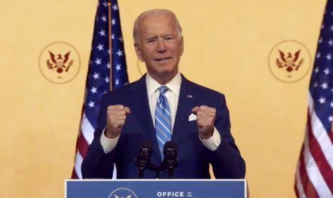 President Joseph Biden's proposed college-loan-forgiveness plan would alleviate financial stress on university students. (Biden Transition/CNP/Zuma Press/TNS)