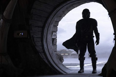 Set in the  Star Wars universe, The Mandalorian is one of the original series available at Disney+.